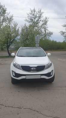 Иркутск Kia Sportage 2012