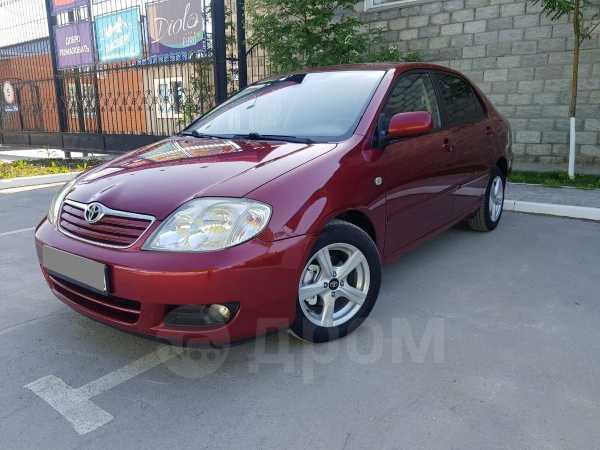 Toyota Corolla, 2006 год, 450 000 руб.
