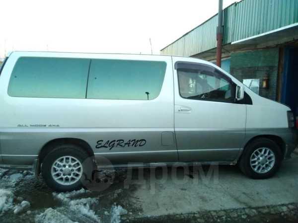 Nissan Caravan Elgrand, 1997 год, 330 000 руб.