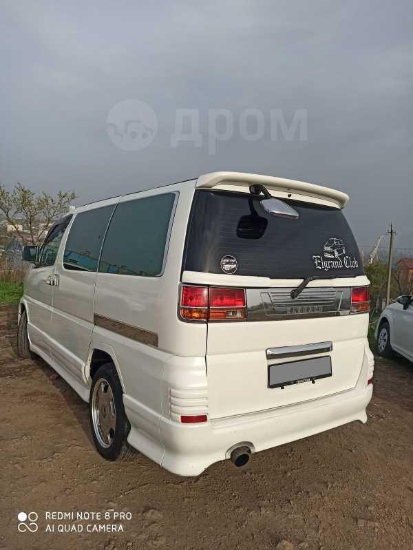 Nissan Elgrand, 1998 год, 435 000 руб.