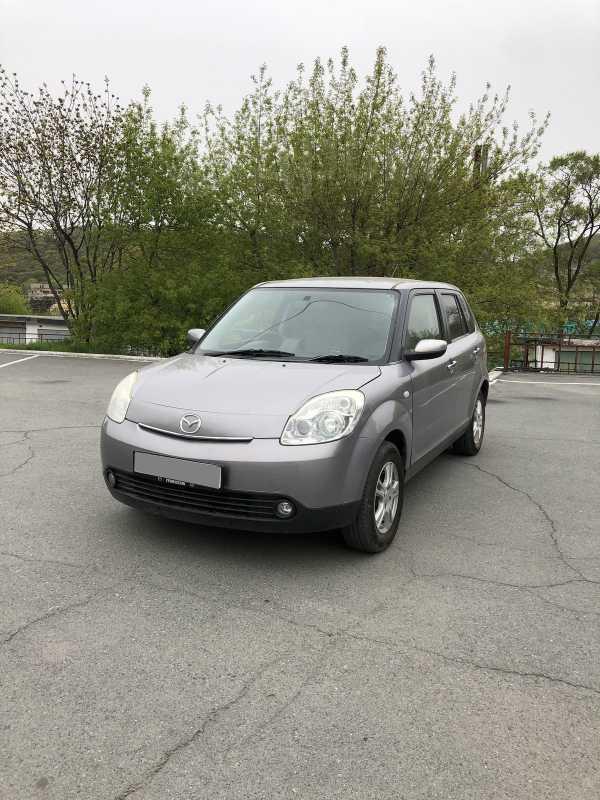 Mazda Verisa, 2006 год, 600 000 руб.