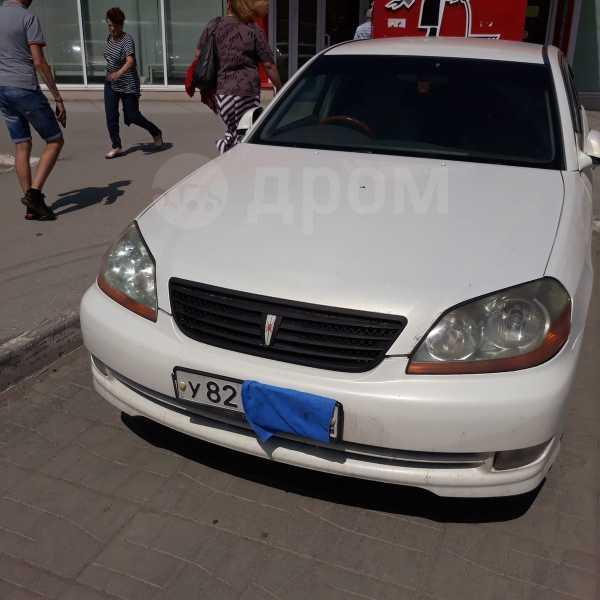 Toyota Mark II, 2003 год, 315 000 руб.