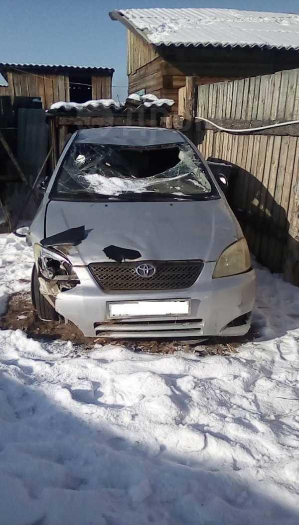 Toyota Corolla, 2003 год, 160 000 руб.