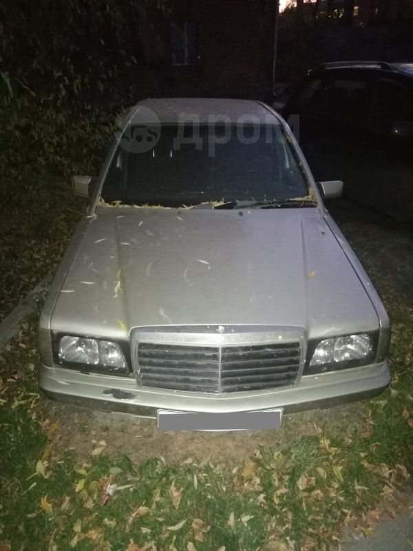 Mercedes-Benz 190, 1985 год, 110 000 руб.