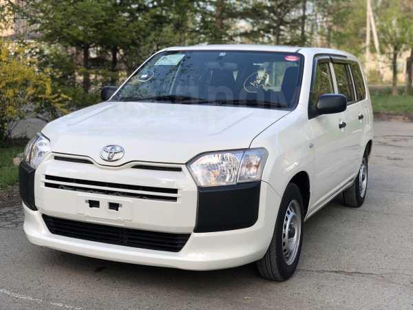 Toyota Probox, 2016 год, 510 000 руб.