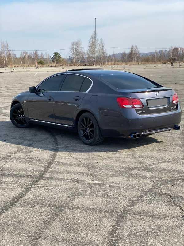 Lexus GS300, 2005 год, 725 000 руб.