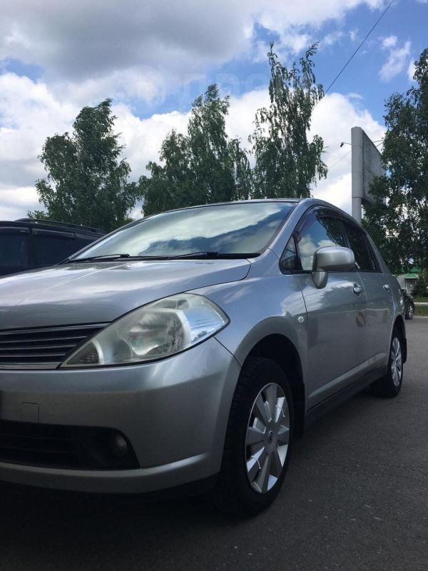 Nissan Tiida Latio, 2007 год, 360 000 руб.