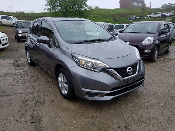 Nissan Note, 2017 год, 478 000 руб.