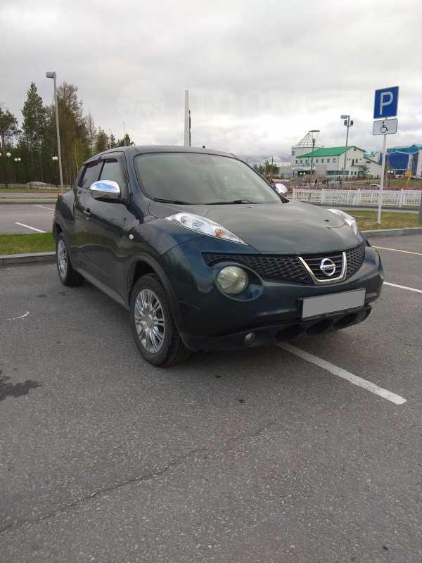 Nissan Juke, 2011 год, 495 000 руб.