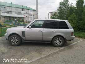 Салым Range Rover 2004