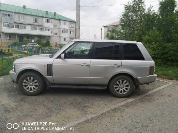 Land Rover Range Rover, 2004 год, 400 000 руб.