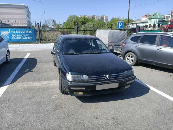 Peugeot 605, 1990 год, 440 000 руб.