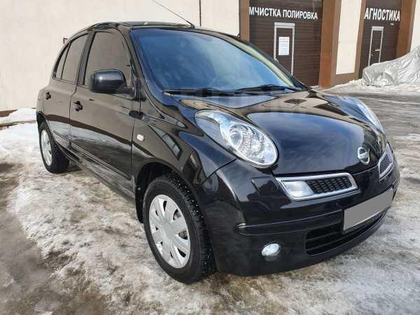 Nissan Micra, 2008 год, 360 000 руб.