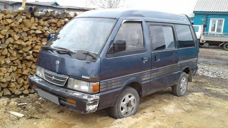 Nissan Vanette, 1987 год, 95 000 руб.