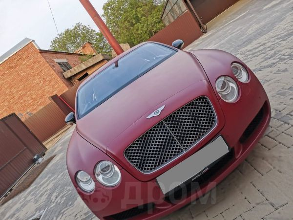 Bentley Continental GT, 2004 год, 1 800 000 руб.