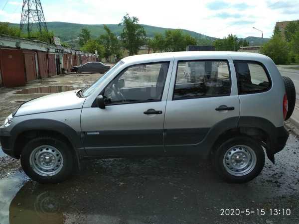 Chevrolet Niva, 2013 год, 398 000 руб.