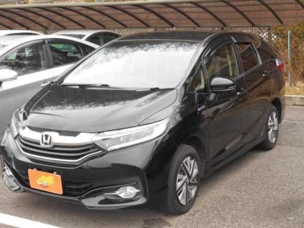 Honda Shuttle, 2016 год, 800 000 руб.