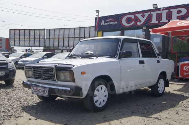 Лада 2107, 2011 год, 123 000 руб.