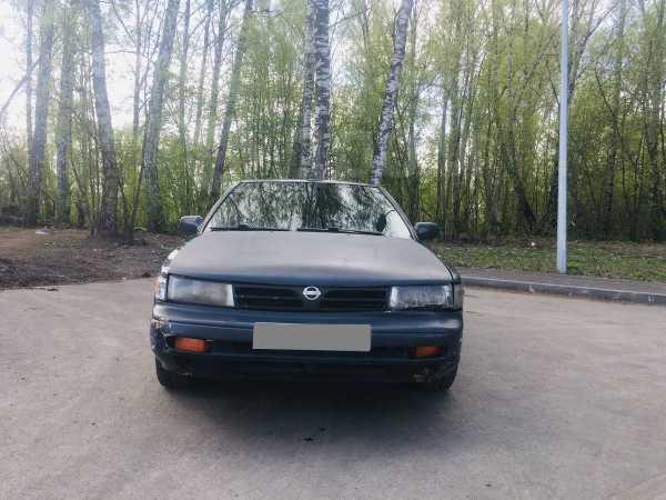 Nissan Maxima, 1991 год, 120 000 руб.