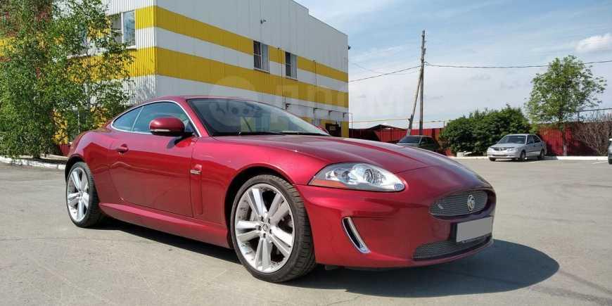 Jaguar XK, 2009 год, 1 800 000 руб.