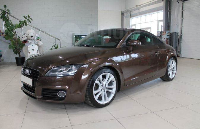 Audi TT, 2011 год, 999 000 руб.