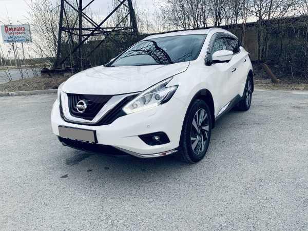 Nissan Murano, 2018 год, 2 760 000 руб.