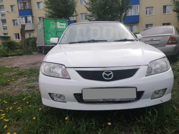 Mazda Familia S-Wagon, 2001 год, 185 000 руб.