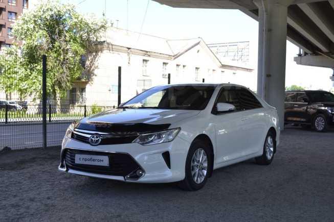 Toyota Camry, 2016 год, 1 130 000 руб.