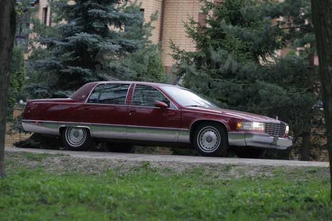 Cadillac Fleetwood, 1994 год, 1 000 000 руб.