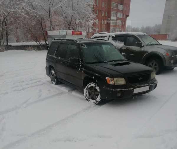Subaru Forester, 1998 год, 100 000 руб.