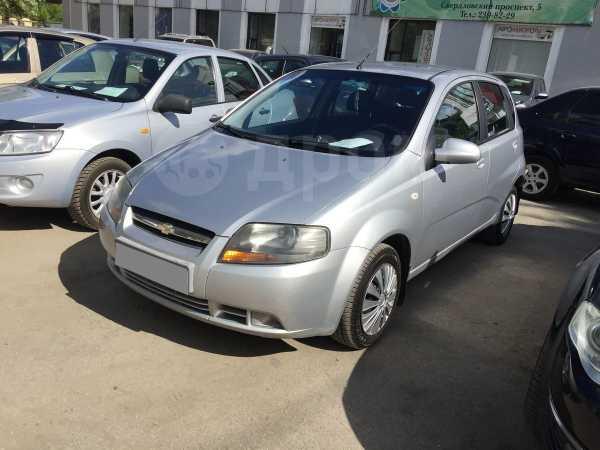 Chevrolet Aveo, 2006 год, 197 000 руб.