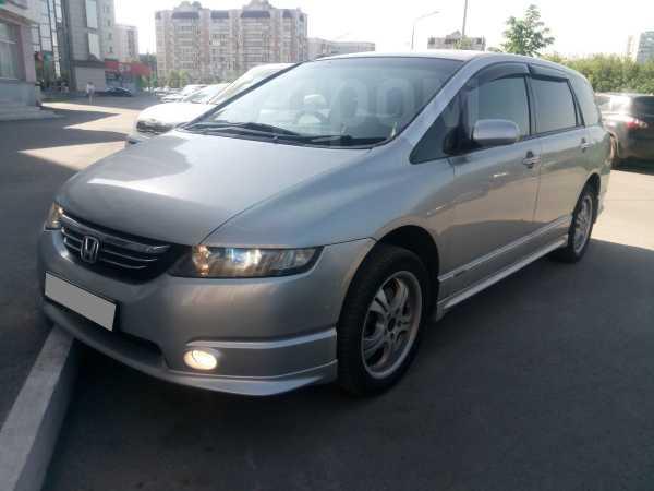 Honda Odyssey, 2004 год, 590 000 руб.