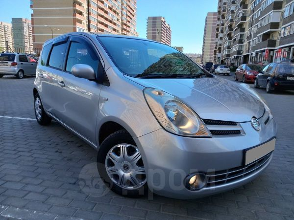 Nissan Note, 2005 год, 247 000 руб.