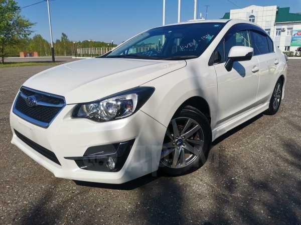 Subaru Impreza, 2015 год, 698 000 руб.