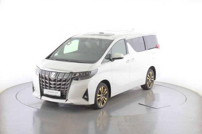 Toyota Alphard, 2018 год, 4 025 000 руб.