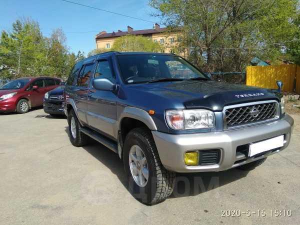 Nissan Terrano, 2001 год, 550 000 руб.