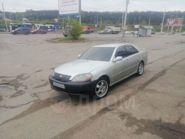 Toyota Mark II, 2001 год, 201 537 руб.