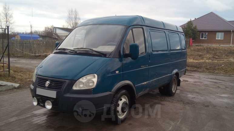 ГАЗ 2217, 2002 год, 150 000 руб.