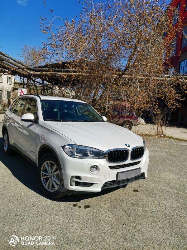 BMW X5, 2015 год, 2 100 000 руб.