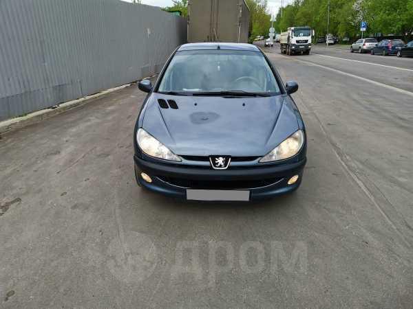 Peugeot 206, 2006 год, 140 000 руб.