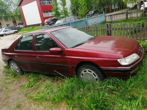Peugeot 605, 1995 год, 17 000 руб.