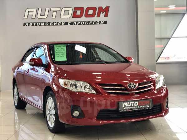 Toyota Corolla, 2010 год, 627 000 руб.