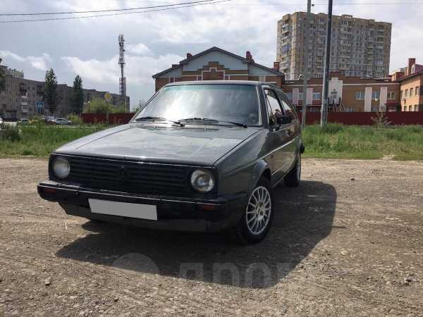 Volkswagen Golf, 1987 год, 80 000 руб.