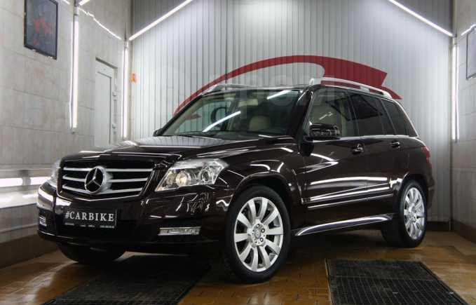 Mercedes-Benz GLK-Class, 2012 год, 1 169 000 руб.