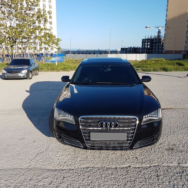 Audi A8, 2011 год, 1 000 000 руб.