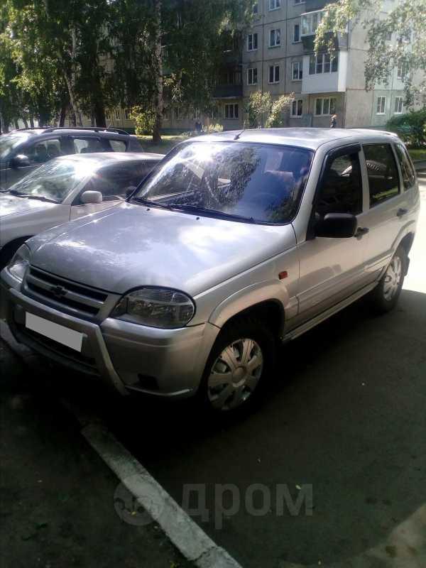 Chevrolet Niva, 2004 год, 187 000 руб.