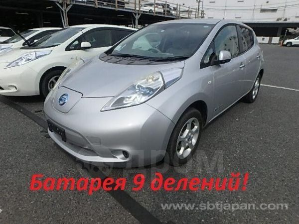 Nissan Leaf, 2010 год, 357 000 руб.