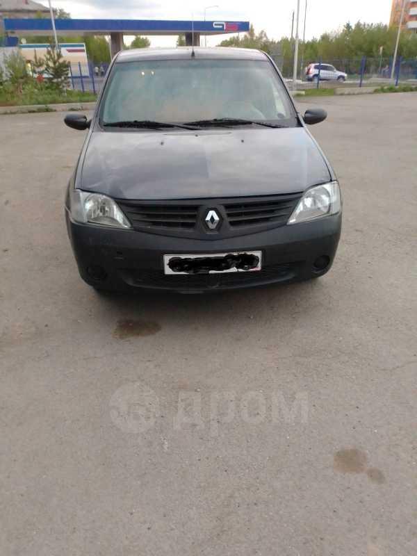Renault Logan, 2008 год, 123 000 руб.