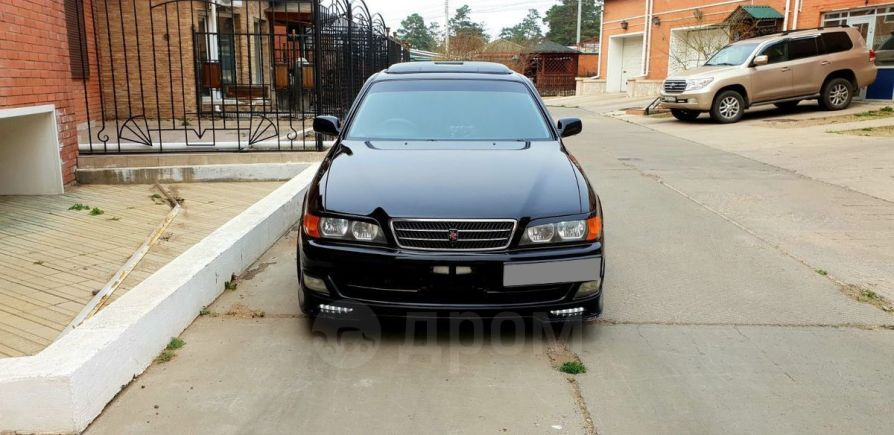Toyota Chaser, 2000 год, 586 000 руб.