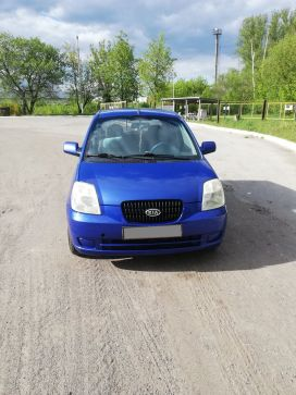 Брянск Picanto 2007